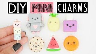 7 CUTEST DIY MINI CHARMS!