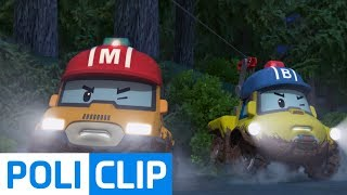 Another rescue team? | Robocar Poli Rescue Clips