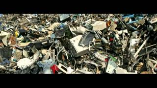 Unique Eco-friendly e-waste recycling solution by ECS, India.