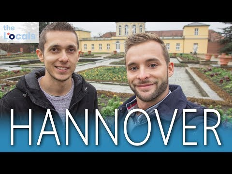 Hannover in 3 Minuten | THE LOCALS für Hannover City