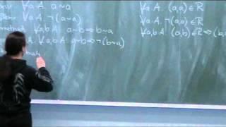Eigenschaften von Relationen (Teil 2)