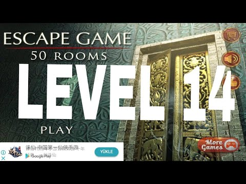 Escape The 100 Rooms 1 Level 14 Youtube