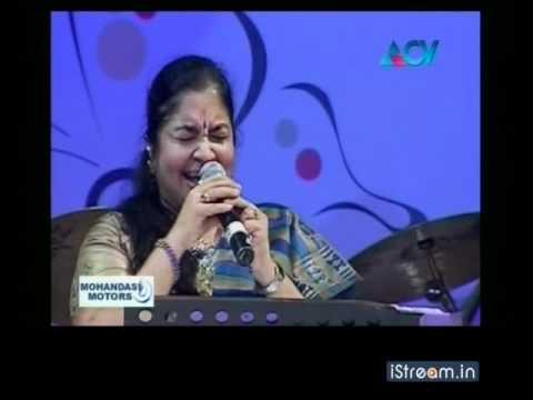 SPB-Chitra concert: KS Chitra, SPB sings Anjali...