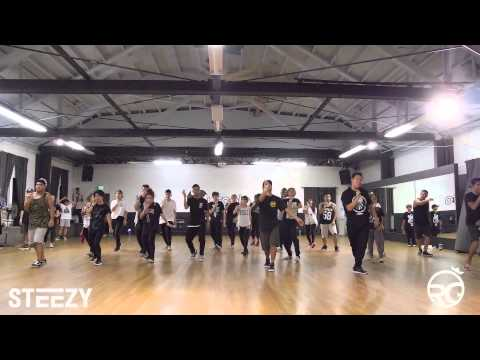 David Lee Adv B Choreography (Groups) | ORG Camp Summer 2014 | QUE - Too Much (Big O's Cartel Remix)