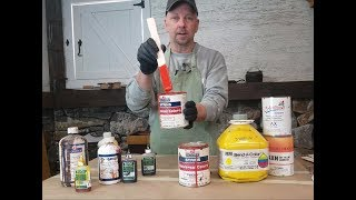 Tint Lacquer With Dyes And Colorants | Wood Furniture Finishing