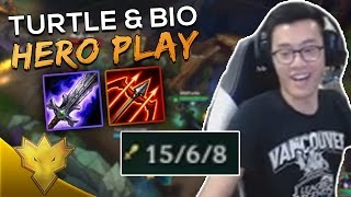 "TSM Wildturtle & Biofrost - ""LET'S MAKE A HERO PLAY"" - TSM Stream Highlights & Funny Moments"