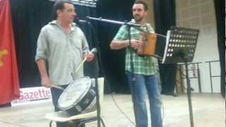 Serada occitana a Sent Lis deu 6.10.2012