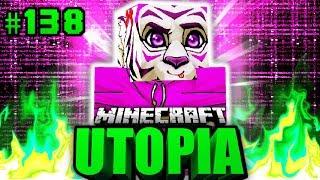 DR. TIGER hat EINE FREUNDIN?! - Minecraft Utopia #138 [Deutsch/HD]