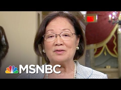 Mazie Hirono: I Am Now An American With A Pre-Existing Condition | All In | MSNBC