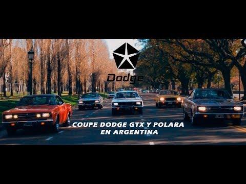 COUPE DODGE GTX Y POLARA EN ARGENTINA
