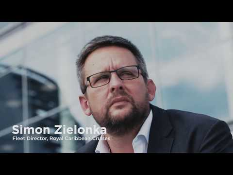 The Future of Service - Speaker Simon Zielonka (Royal Caribbean Cruises)