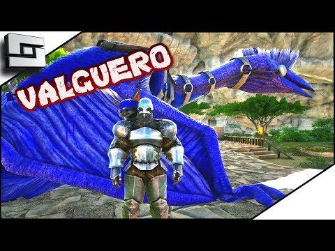 We Tamed A 140 Quetz In Ark Valguero! E5