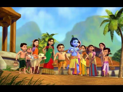 Little Krishna - The Wondrous Feats (with...
