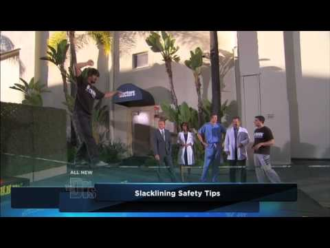 Health Benefits of Slacklining Medical Course