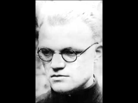 P. Martin Löwenstein SJ, Fastenpredigt 1995: Zum Beispiel Totalitäre Dämonen (Alfred Delp)