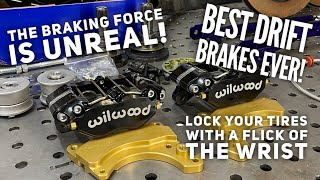 homepage tile video photo for THE ABSOLUTE BEST BMW E36/E46 DRIFT BRAKES ON A BUDGET PLUS BULLETPROOFING THE REAR END HACK