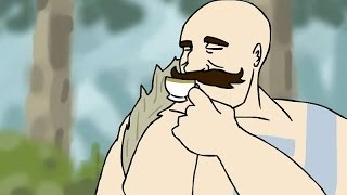 Repeat youtube video Braum's Pleasant Bot-Lane Escapade (League of Legends Animation)