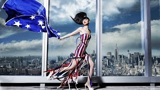 On top of America: Iconic catwalk at One World Trade Center hosted by Jessica Minh Anh