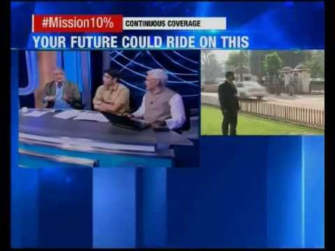 NewsX Exclusive: Continuous live coverage on Mission 10% budget
