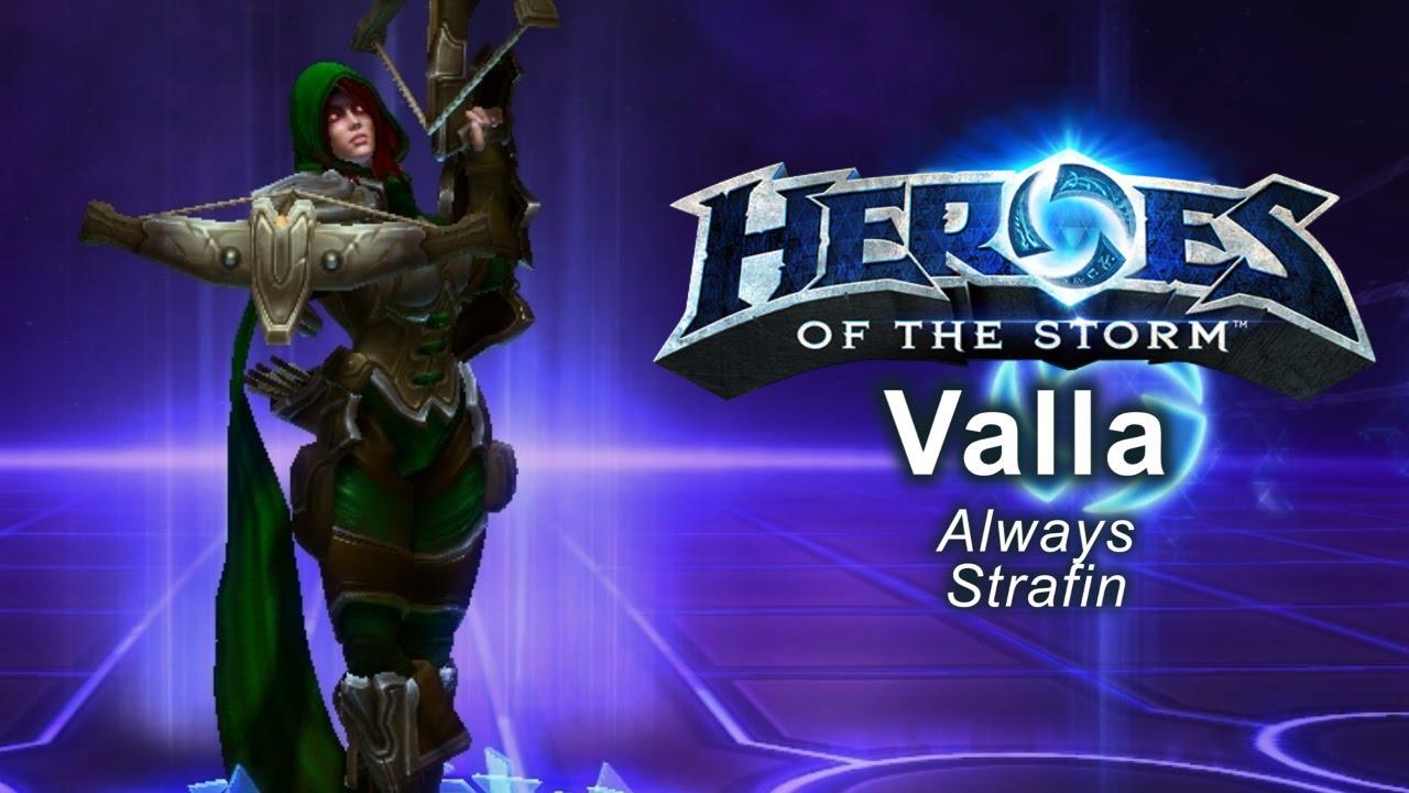 Build Valla Hots