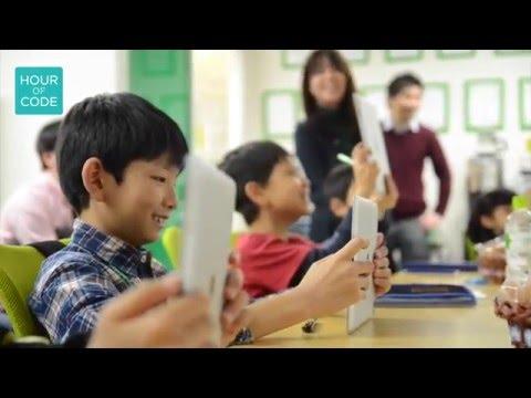 Hour of Code in JAPAN