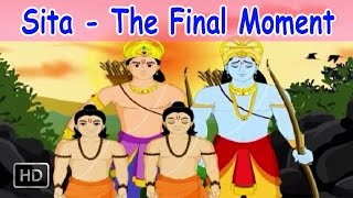 Sita - The Final Moment - Short Story from Ramayana