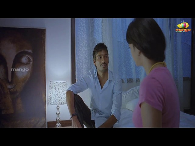 Dhanush & Shruti Hassan first night scene - 3 Movie scenes Travel Video