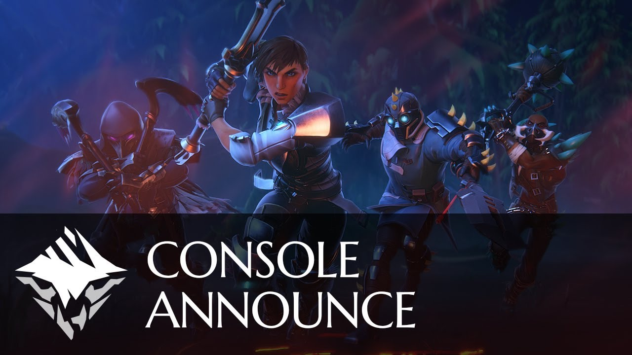 Dauntless is going cross-platform in April on PS4 and Xbox
