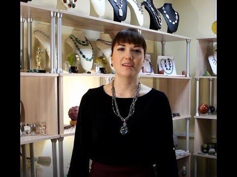 Магазин натуральных камней и минералов в Москве