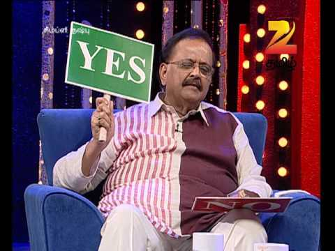 Simply Kushboo - Tamil Talk Show - Episode 17 - Zee Tamil TV Serial - Best Scene