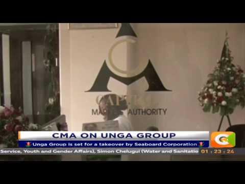 CMA on Unga Group