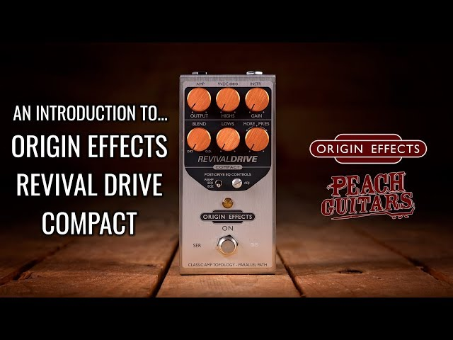 An Introduction To...The New Origin Effects Revival Drive Compact