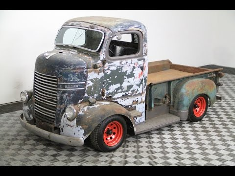 1941 Dodge Coe Cab Over Engine For Sale Youtube