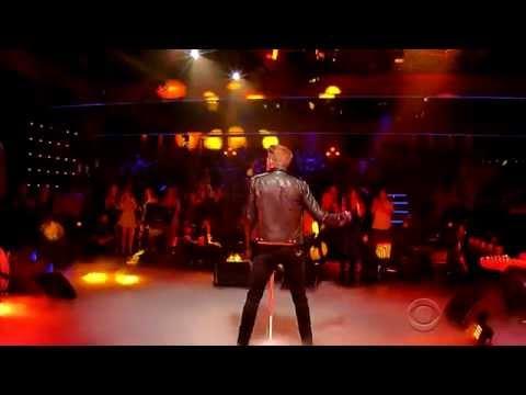 Adam Lambert Ghost Town + Sir Ian's Intro HD July 16