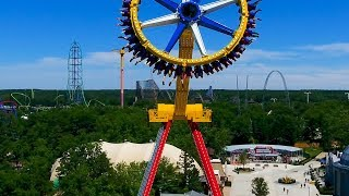 Six Flags Great Adventure now has the tallest pendulum ride in the world