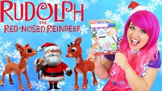 top 10 greatest christmas movies 128 comments coloring rudolph the red nosed reindeer christmas magic ink book imagine ink kimmi the - Top 10 Best Christmas Movies
