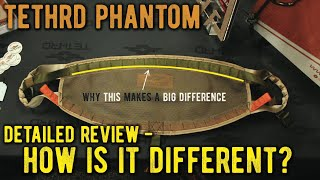 TETHRD PHANTOM SADDLE - DETAILED REVIEW - How it's Different!
