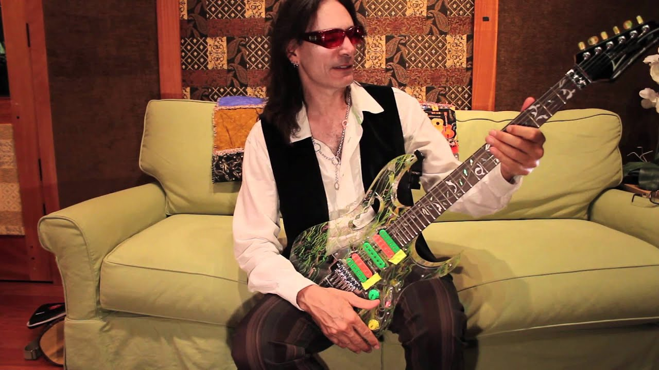 steve vai 20th anniversary where the wild things are jem