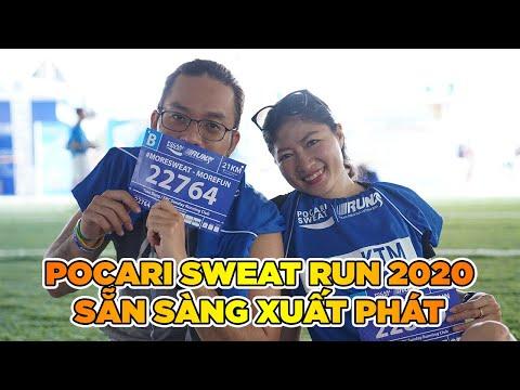 Pocari Sweat Run 2020: Racekit và BIB đến tay runner, sẵn sàng xuất phát | Marathon