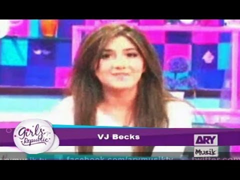 Girls Republic | VJ Backs  | Guest - Anjum Tarot card reader | ARY Musik