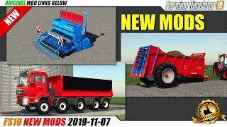 "[""BEAST"", ""Simulators"", ""Review"", ""FarmingSimulator19"", ""FS19"", ""FS19ModReview"", ""FS19ModsReview"", ""fs19 mods"", ""fs19 new mods"", ""Lemken Saphir 8"", ""Marshall VES2500"", ""fs19 trucks"", ""MAN TGS 18.500 Kipper""]"