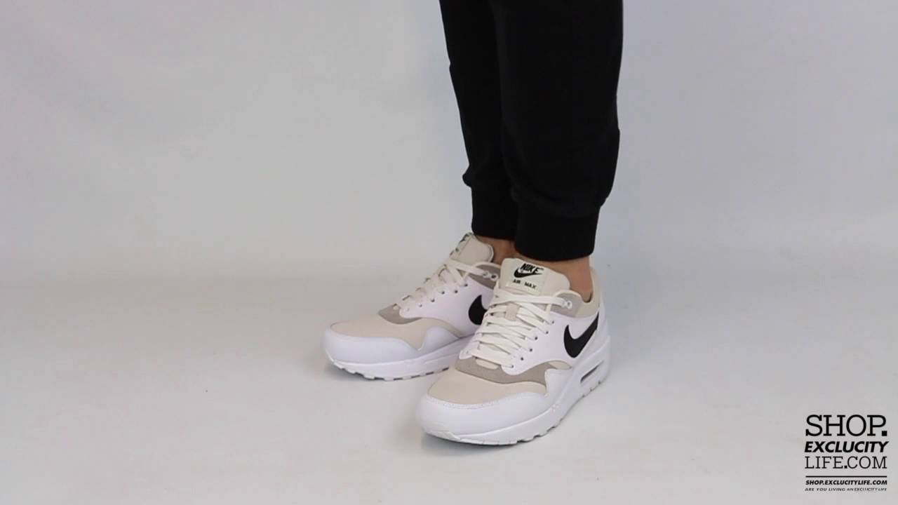 finest selection 59120 39ace ... inexpensive air max 1 87 on feet video at exclucity cdc28 2ae65