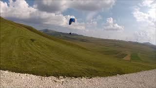 обучение полетам на параплане