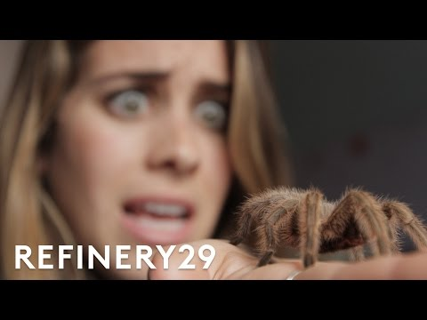 5 Days Of Facing My Worst Fears   Try Living With Lucie   Refinery29