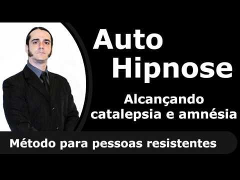 Auto-hipnose com testes de profundidade