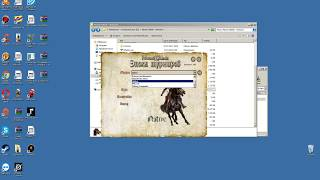 Установка мода mount and blade warband a world of ice and fire  warband/ Нет текста что делать?
