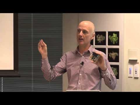 Michael Borthwick: DIY exhibit  building with open source hardware