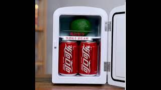 가정용 술냉장고 코카콜라 차량겸용 미니 원룸 블루투스