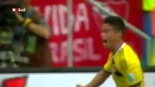 James Rodriguez, ster van het WK   WK Voetbal 2014