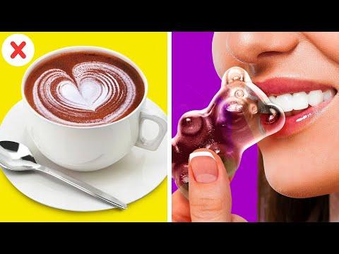 DELICIOUS COFFEE IDEAS